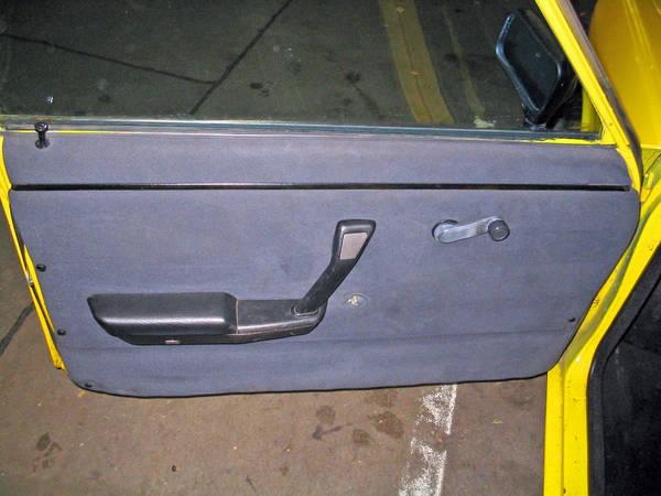 custom door panel