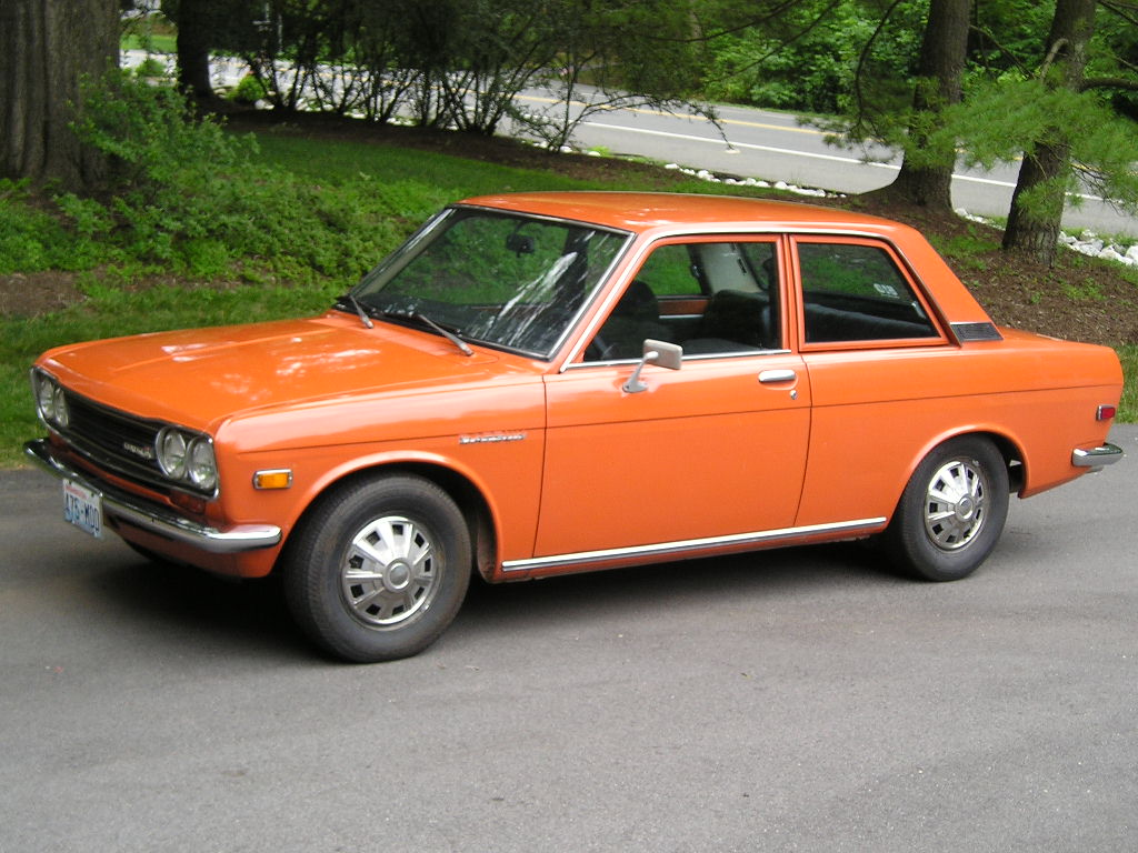 I need 72 datsun 510 color code - Body/Interior - Ratsun ...