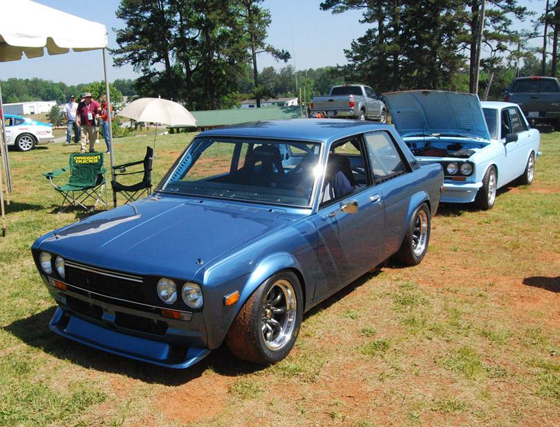 Nice 2 door Datsun 510