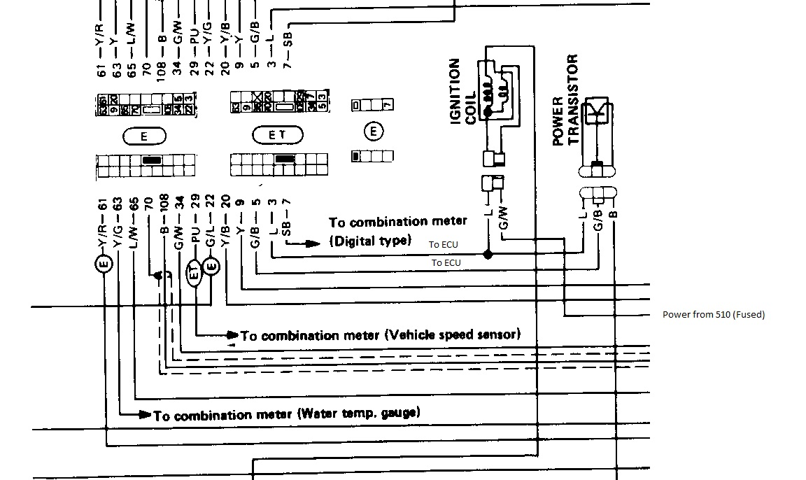 Datsun z engine bay diagram