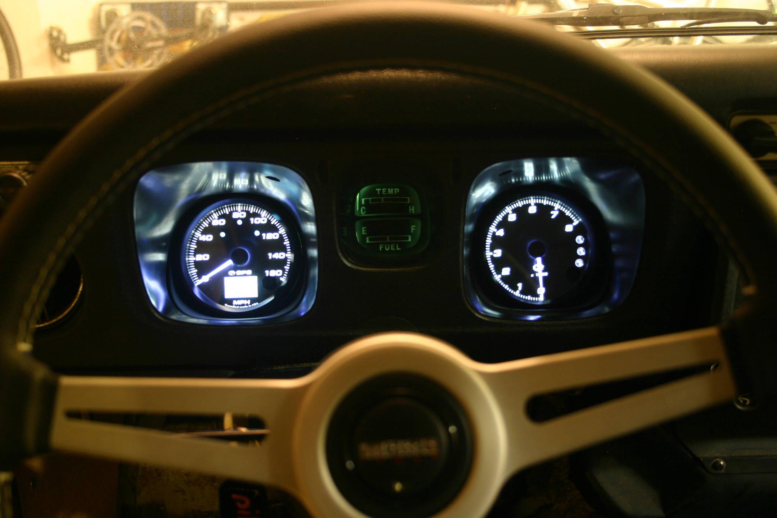 Aftermarket Dash Gauges Electrical Ratsun Forums
