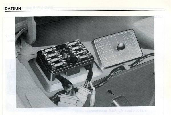 i have a service bulletin dated september 1968, vol  97 introducing the  1969 model 510 that has the following photo: