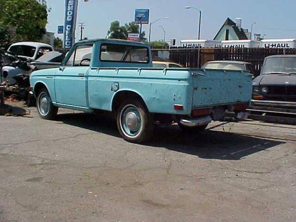 Datsun Truck 521