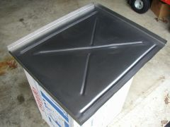 510 replacement floor pan