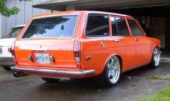 Brian Joseph's wagon