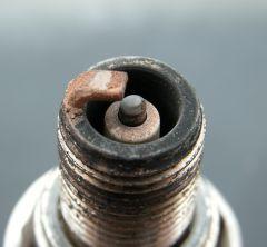 Spark Plug #4 Detail 2
