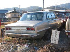 C10 Skyline on a used car lot