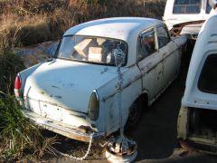 Bluebird Sedan