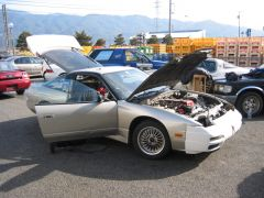 Start with a perfectly good 180SX turbo