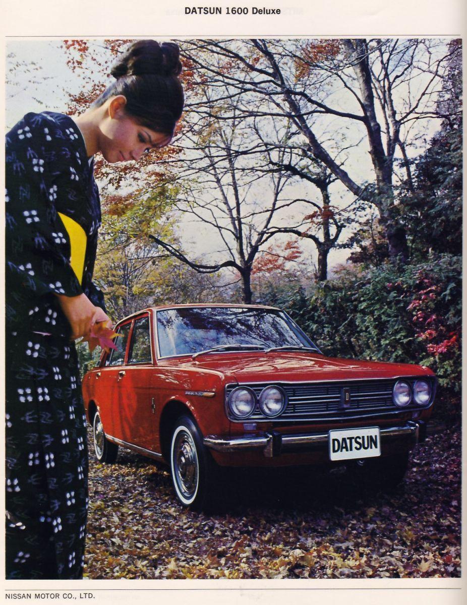 1969 Datsun 1600 Deluxe