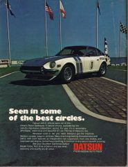 240Z OMS Pace Car