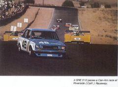 Blue #46 Pace Car