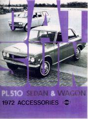 Datsun 510 Accessories for '72 (1 of 6)