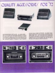 Datsun 510 Accessories for '72 (3 of 6)