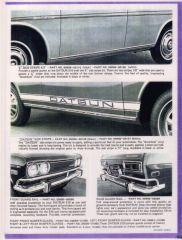 Datsun 510 Accessories for '72 (6 of 6)