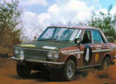 '70 Safari Rally Winning 510