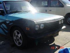 71' Datsun 510 Coupe