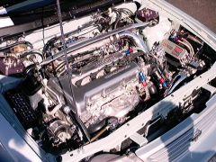 B14_Sentra_SR20det_Auto_engine