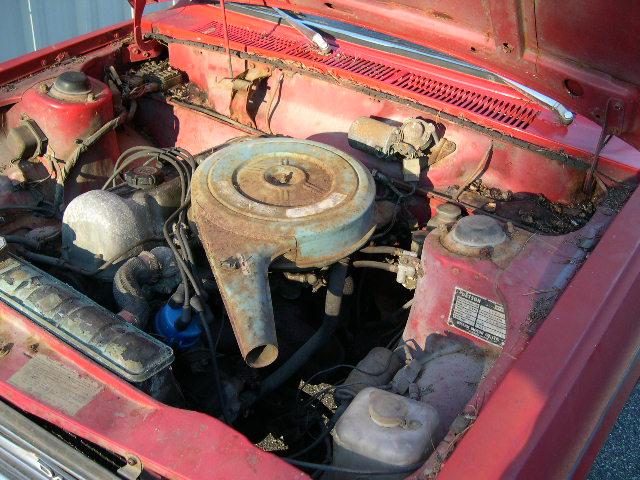 V8 510 Wagon Project