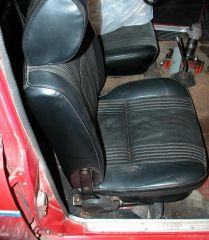1971 Wagon Reclining Seat