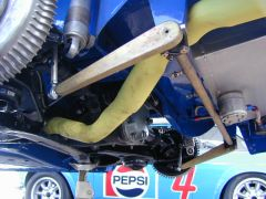 BRE #85 rear swaybar and exhaust