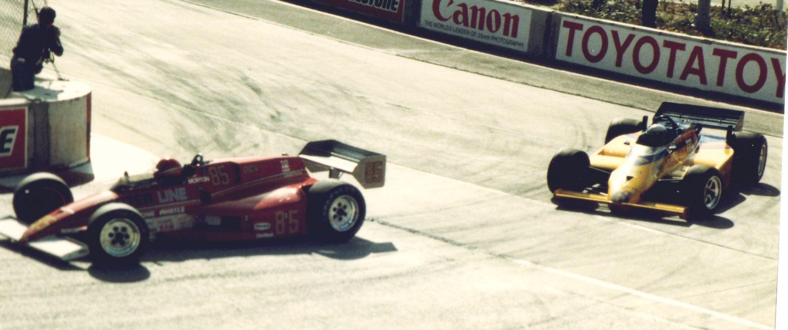 John Morton, Long Beach 1984