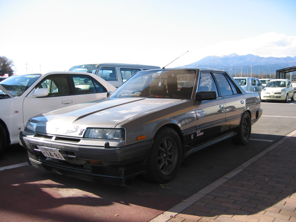 R31 Skyline Sedan