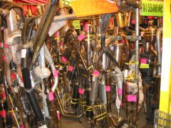 Used exhaust systems