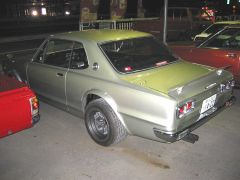 KGC10 Skyline Coupe