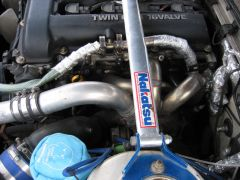 SR20DET in the 180SX