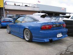 180SX street racer