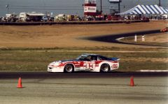 PLN, Trans Am Race, Riverside, 1983