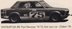 PLN- 1st Race Car