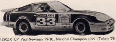 PLN, C Production National Champ 1979