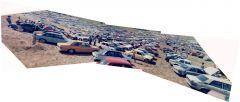 UFO invades Laguna Seca 1985
