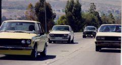 UFO San Diego Cruise to UFO SoCal Meet (circa 1985)