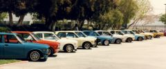 Mid-80s UFO SoCal Meet at Nissan HQ
