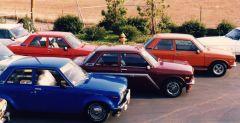 Solvang Run 1985