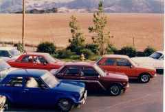 Solvang Run '85