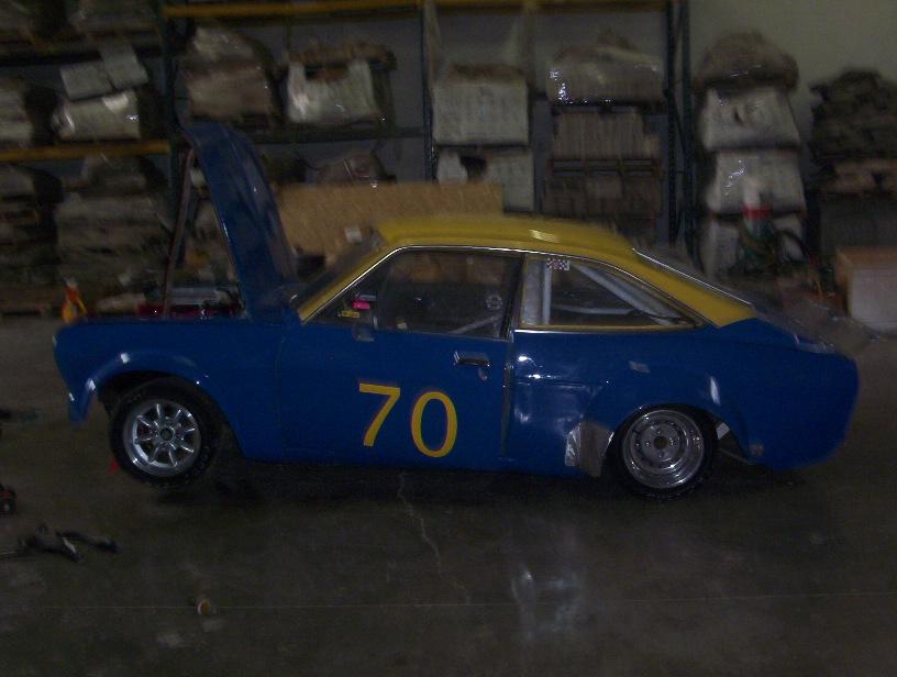 71 Datsun 1200 Sr20det Projec t