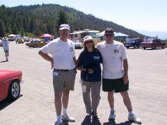 Randy, Lynn and Chris