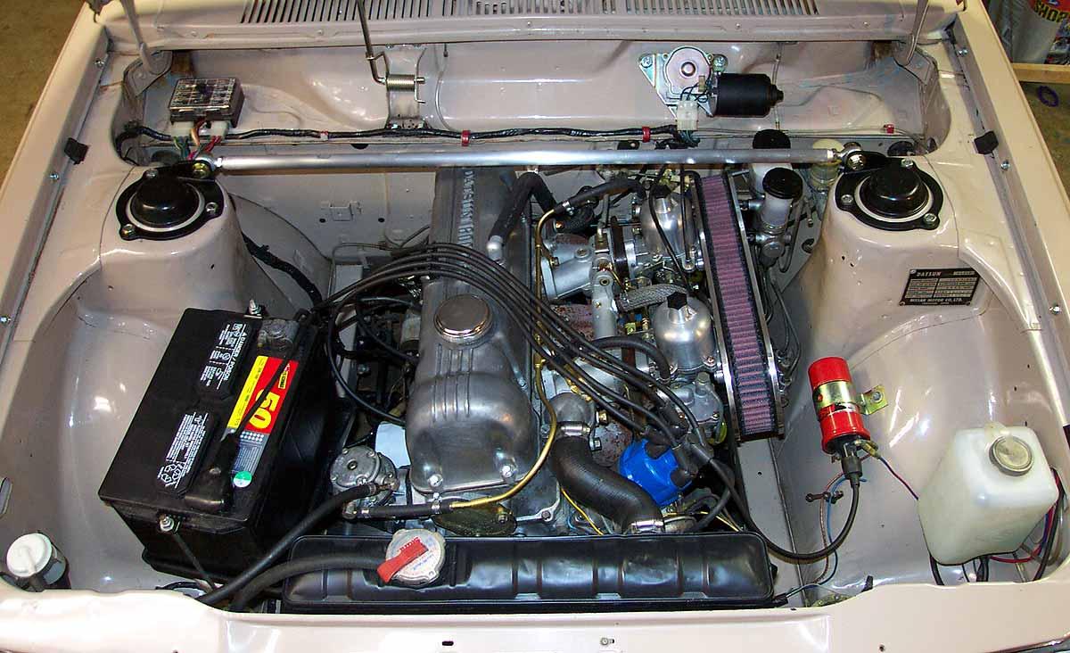 L18, SUs, custom aircleaner