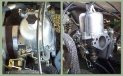 Newly Installed ZTherapy carbs