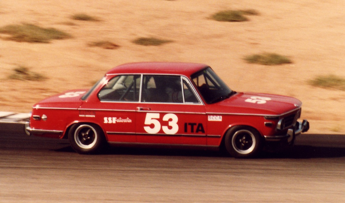 ITA BMW 2002 at Riverside Turn 7