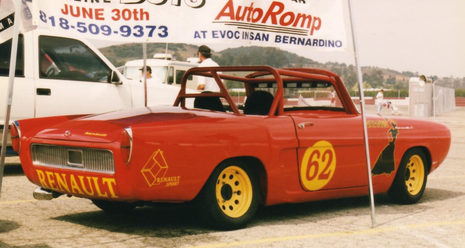 Renault Caravelle Vintage Racer