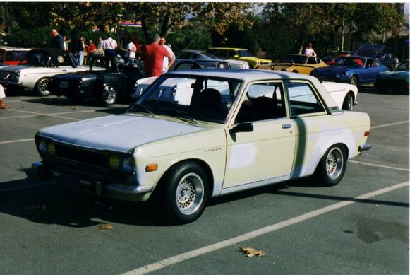 Ken's old 510