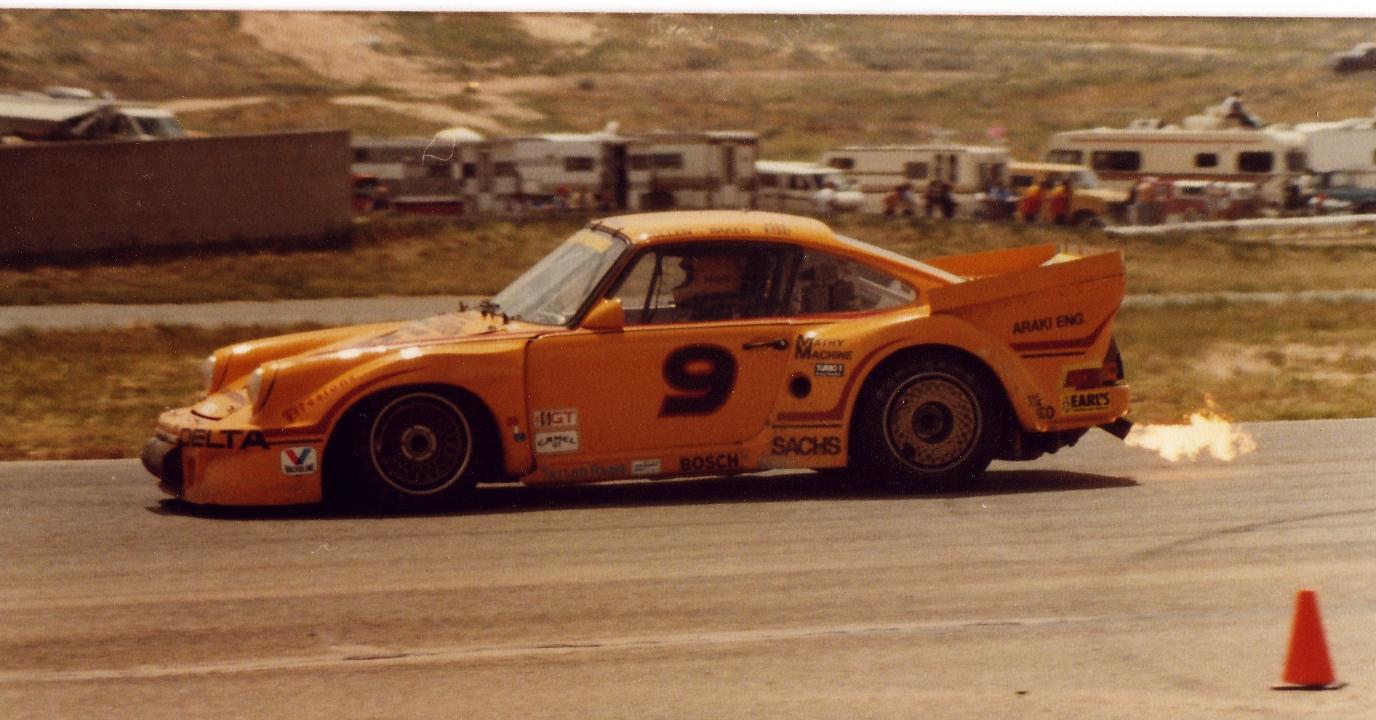 GTO Winning 934, Riverside 1983