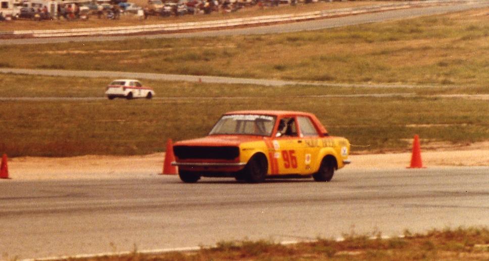 510 racing in the IMSA RS series- circa '83