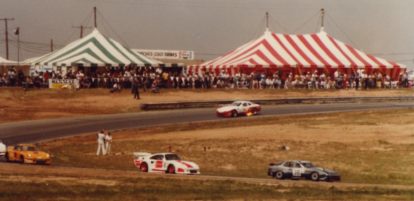 Turn 7 Action- '83 Times GP of Endurance