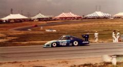 "Fitzpatrick ""Moby Dick"" Porsche 935. R.I.P. Rolf"